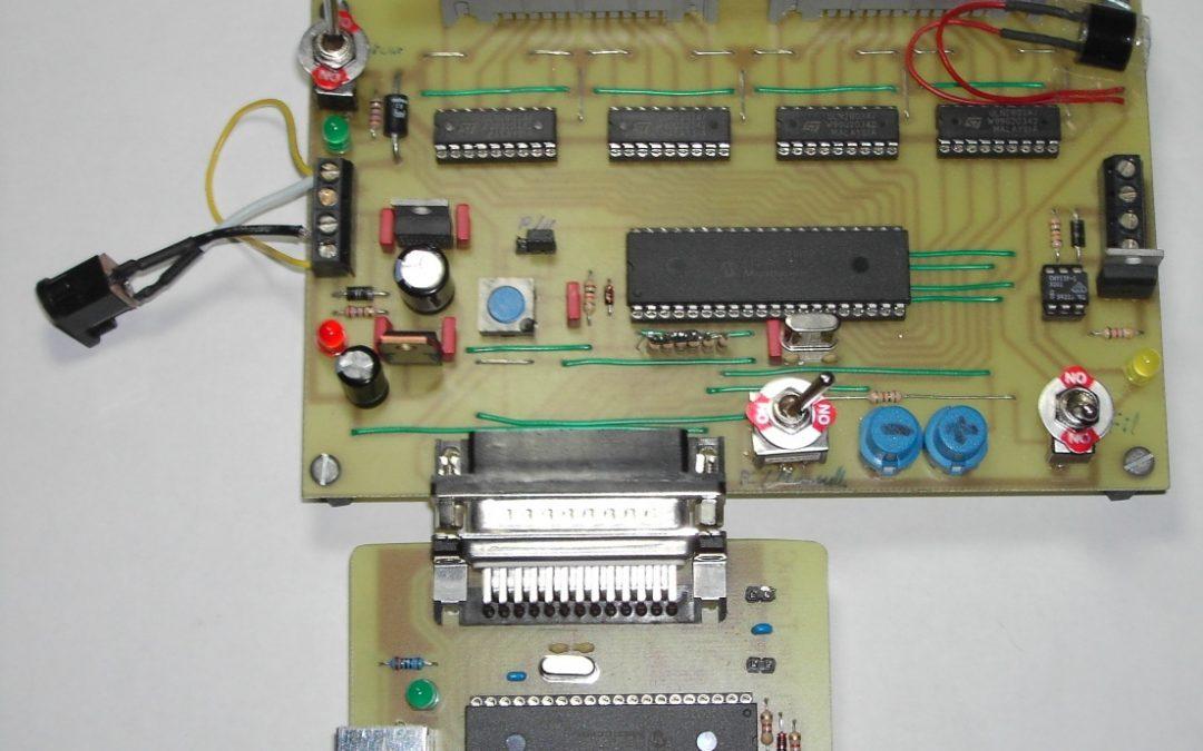 Adaptateur USB – Port parallèle pour machine CNC