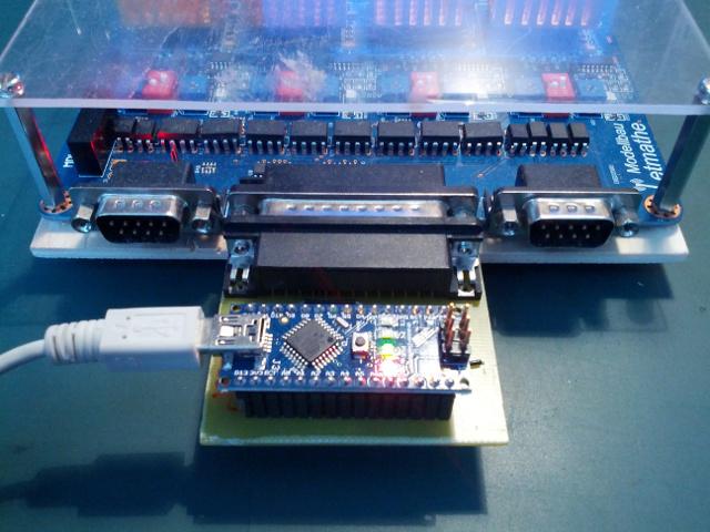 Adaptateur USB simple et pas cher à base d'Arduino