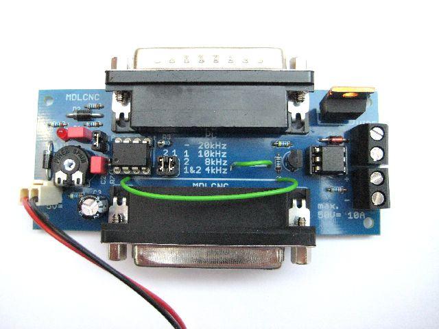 Module chauffe et timer sur port parallèle G4M
