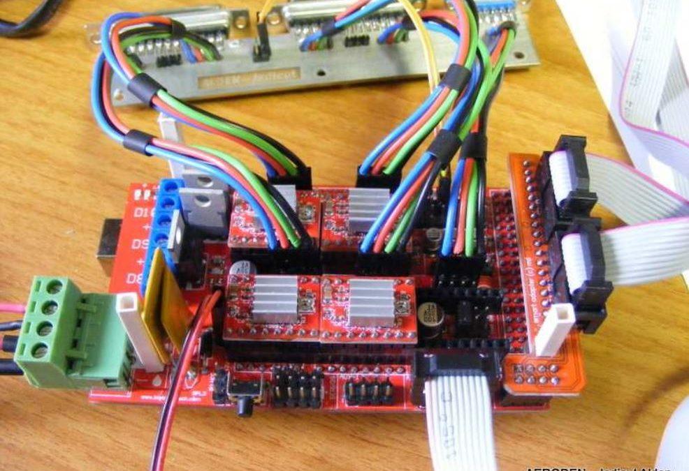Arduino et Ramps 1.4 pour la découpe au fil chaud (partie 2)