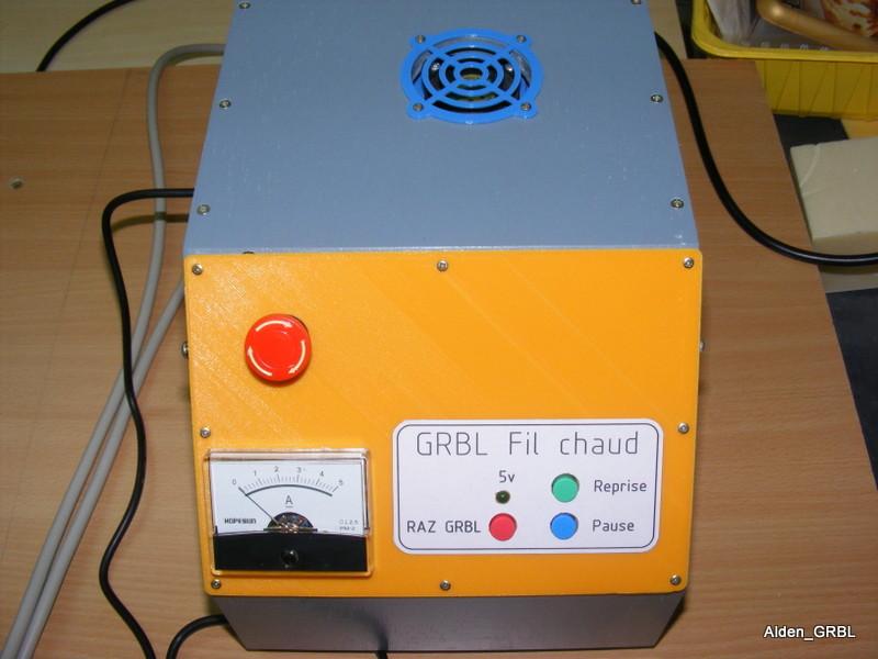 GRBL pour la découpe au fil chaud, avec Arduino et Ramps 1.4 (partie 1)